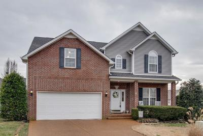 Thompsons Station Single Family Home Under Contract - Showing: 2104 Ipswitch Ct