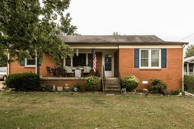 Gallatin Single Family Home Under Contract - Showing: 923 Oleander Dr