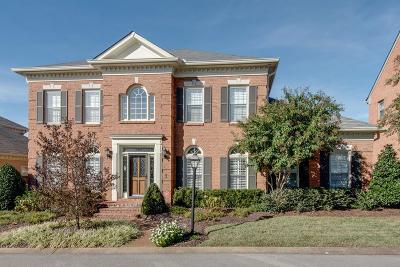 Nashville Single Family Home For Sale: 127 Abbottsford