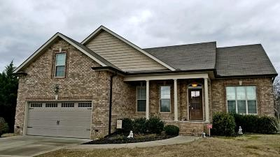 Gallatin Single Family Home For Sale: 118 Star Ct