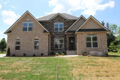 Murfreesboro Single Family Home For Sale: 2036 Higgins Lane (Lot 283)