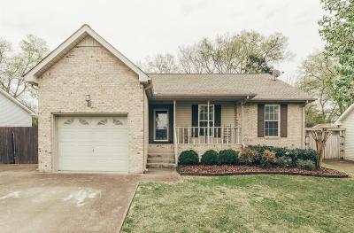 Old Hickory Single Family Home Under Contract - Showing: 509 Allentown Rd