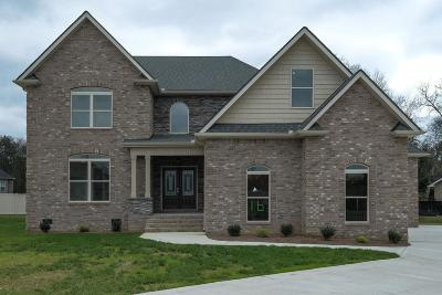 Murfreesboro Single Family Home For Sale: 2706 Wynthrope Dr(Lot 16)