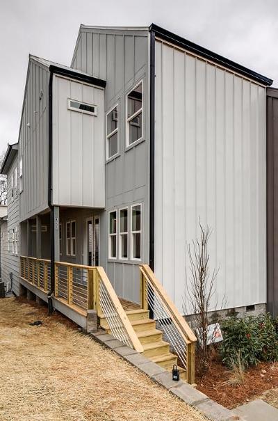 Nashville Single Family Home For Sale: 423 B 35th Ave N