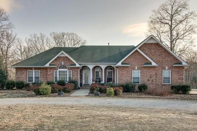 Dickson Single Family Home Under Contract - Showing: 1081 Yellow Ck Rd