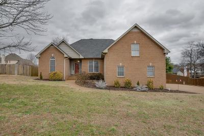 Hendersonville Single Family Home Under Contract - Showing: 122 Huntington Pl