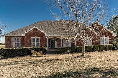 Springfield Single Family Home Under Contract - Showing: 1041 Glover Hills Dr