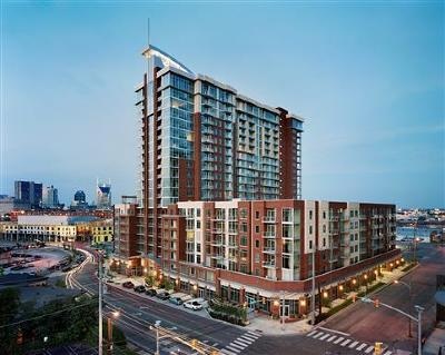 Nashville Condo/Townhouse For Sale: 600 12th Ave S Apt 303 #303