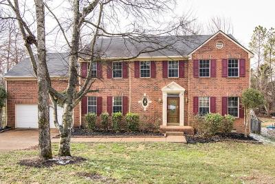 Hermitage Single Family Home Under Contract - Showing: 116 Oak Hollow