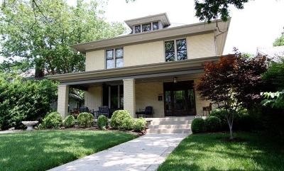 Nashville Single Family Home Active - Showing: 2404 Belmont Blvd