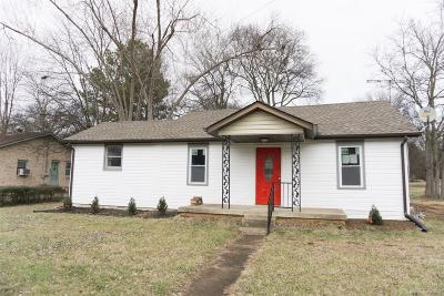 Lebanon Single Family Home Under Contract - Showing: 441 Hobbs Ave