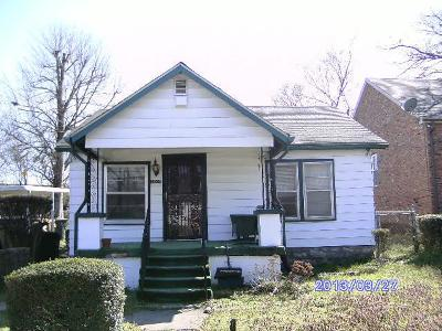 Nashville Single Family Home For Sale: 2905 Clifton Ave