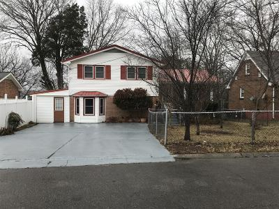 Antioch Single Family Home For Sale: 4509 Xavier Dr