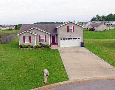 Christian County Single Family Home Under Contract - Showing: 104 Kerrington Ct