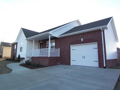 Springfield Single Family Home For Sale: 522 Polo Ln