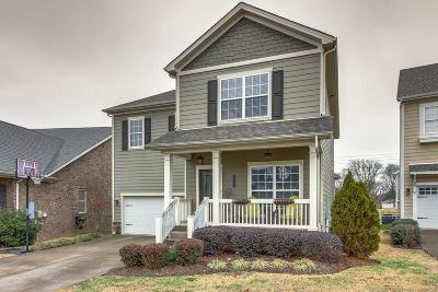 Nolensville Single Family Home For Sale: 5020 Burke Trail