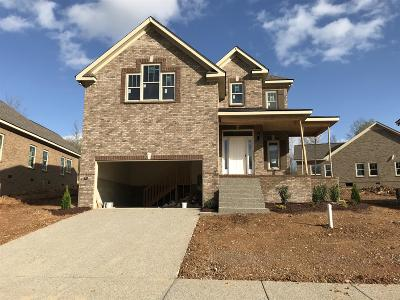 Spring Hill Single Family Home For Sale: 9048 Wheeler Dr. #692