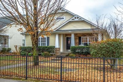 Franklin Single Family Home For Sale: 1329 Liberty Pike