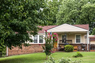 Nashville Single Family Home For Sale: 516 Southern Turf Dr