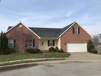 Christian County Single Family Home For Sale: 106 Nesting Ct