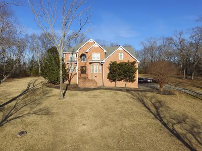 Smyrna Single Family Home For Sale: 9240 Briley Rd