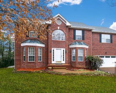 Nashville Single Family Home For Sale: 7820 River Fork Dr
