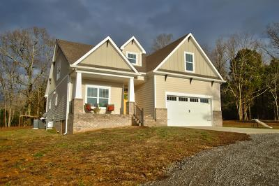 Single Family Home For Sale: 399 Mack Ln