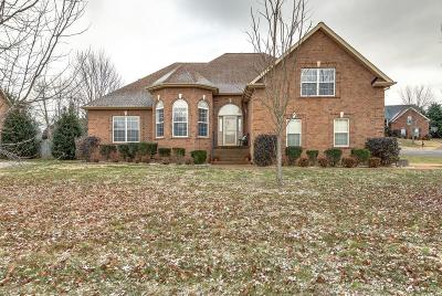 Thompsons Station Single Family Home Under Contract - Showing: 2001 Chelmsford Ct