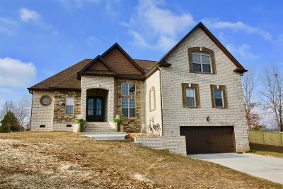 White House Single Family Home For Sale: 107 Crystal Ct