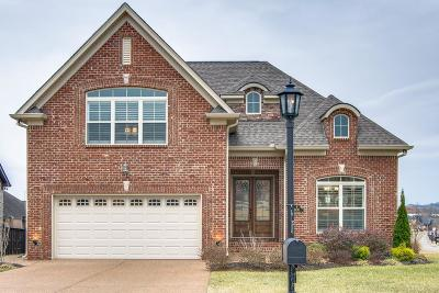 Mount Juliet Single Family Home For Sale: 800 Rolling Creek Dr