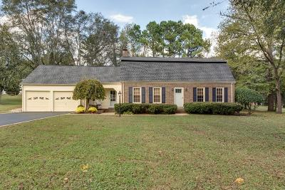 Columbia Single Family Home Under Contract - Showing: 105 Cayce Valley Dr