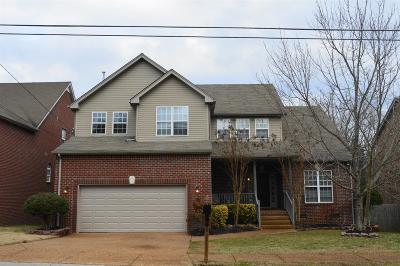 Single Family Home Sold: 4524 Red Bark Ct