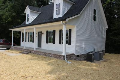 Marshall County Single Family Home Under Contract - Showing: 600 Bristol Run