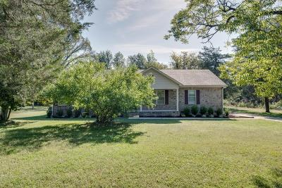 Marshall County Single Family Home For Sale: 3217 James Shaw Rd