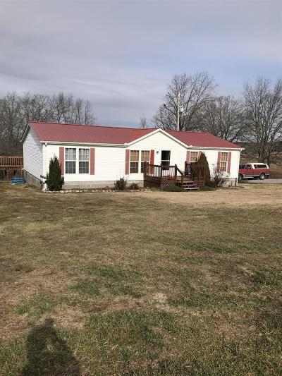Nunnelly Single Family Home For Sale: 1694 Old Airport Rd