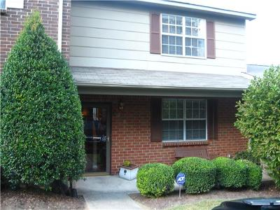 Nashville Condo/Townhouse For Sale: 1260 Massman Dr