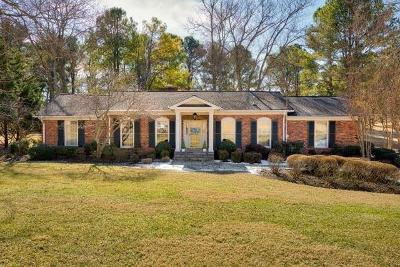 Brentwood Single Family Home For Sale: 8111 Dozier Pl