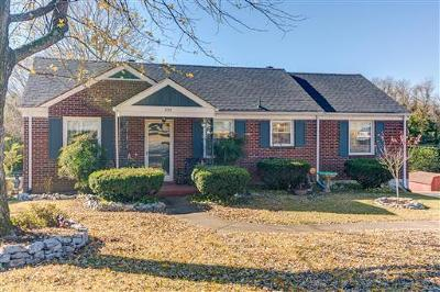 Clarksville TN Single Family Home For Sale: $195,000