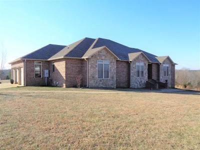 Lawrenceburg Single Family Home For Sale: 702 Brush Creek Cemetery Rd
