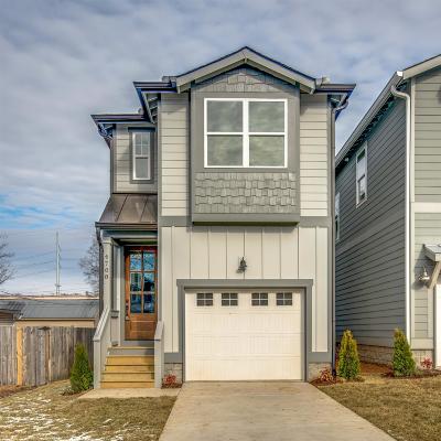 Nashville Single Family Home For Sale: 4708 B Kentucky Ave