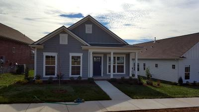 Nolensville Single Family Home Under Contract - Showing: 4206 Dysant Alley, Lot #248