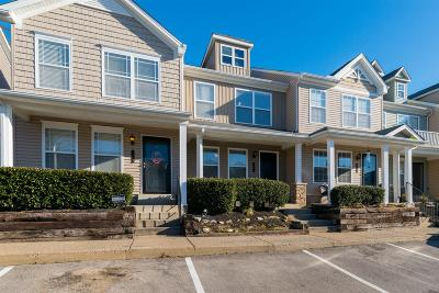 Antioch Condo/Townhouse For Sale: 1382 Rural Hill Rd