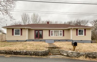 Lewisburg Single Family Home For Sale: 138 8th Ave S