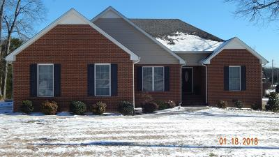 Single Family Home For Sale: 100 Stonegate Cir