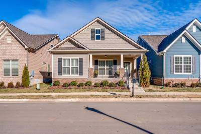 Nolensville Single Family Home For Sale: 8317 Middlewick Ln