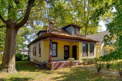 Nashville Single Family Home For Sale: 1812 Beech Ave