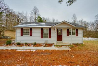 Ashland City Single Family Home For Sale: 2799 Petway Rd