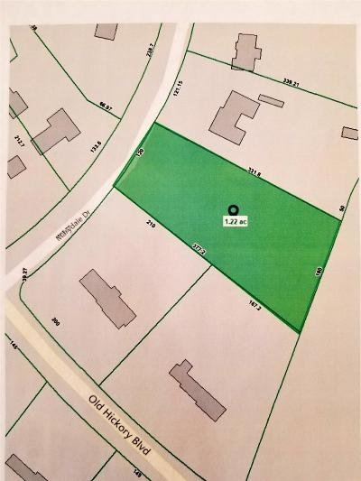 Davidson County Residential Lots & Land For Sale: Marydale Dr