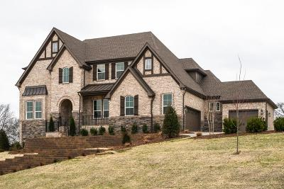 Franklin TN Single Family Home For Sale: $999,900