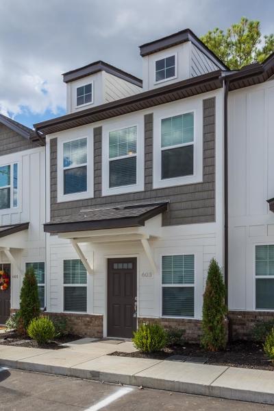 Nashville Single Family Home For Sale: 607 Bristol Creek Dr